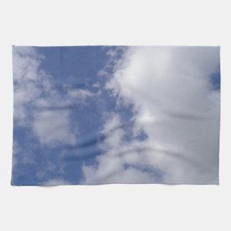 Clouds Tea Towel