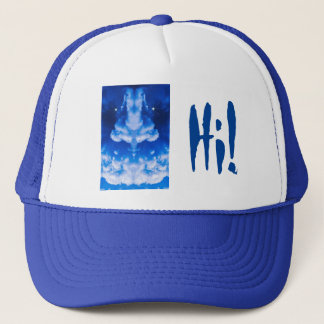 Clouds- Thunderstorm Demon Trucker Hat