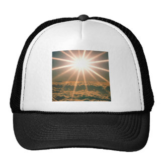 Clouds Visions Of Heaven Mesh Hat