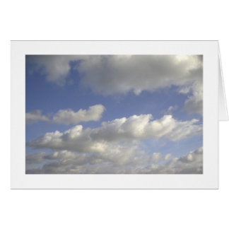 Cloudscape Greeting Cards