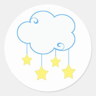 Cloudstars Stickers