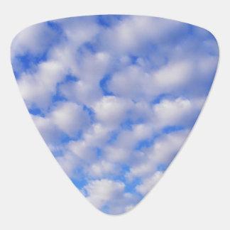 Cloudy Blue Sky Guitar Picks