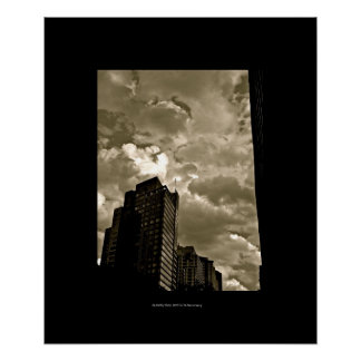 CLOUDY DAY NYC c S Tammany Posters