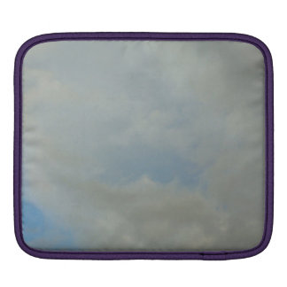 Cloudy IPad Sleeve