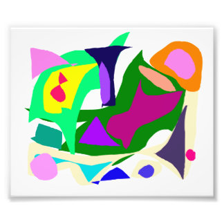 Cloudy Many Colors Thoughts Going Out Art Photo