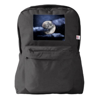 Cloudy Moon Backpack