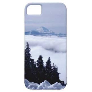 Cloudy Mountain Barely There iPhone 5 Case