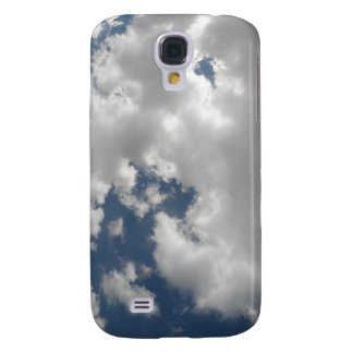 Cloudy Skies Galaxy S4 Case