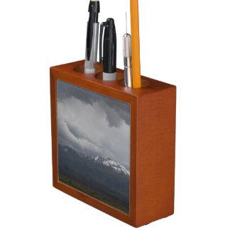 Cloudy Sky Desk Organizer