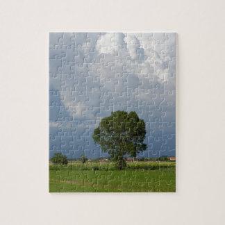 cloudy sky jigsaw puzzle