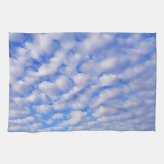 Cloudy Sky Kitchen Towel