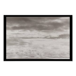 Cloudy Sky Print