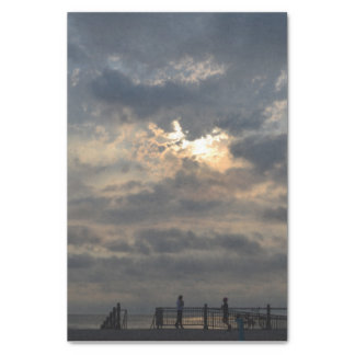 "Cloudy Sunrise 10"" X 15"" Tissue Paper"