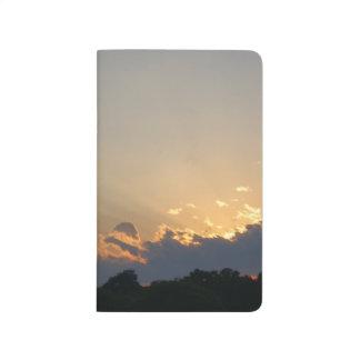 Cloudy Sunset #2 Journal