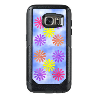 Cloudy Whimsical Flower Otterbox OtterBox Samsung Galaxy S7 Case