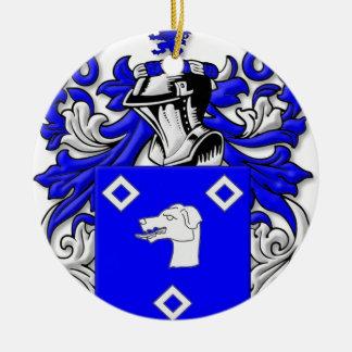 Clougherty Coat of Arms Ornament