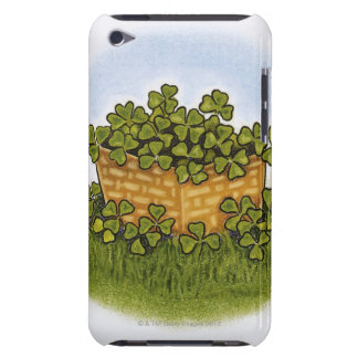 Clover Basket Barely There iPod Covers