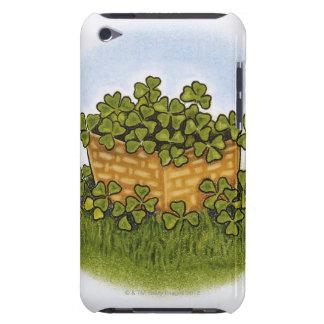 Clover Basket iPod Case-Mate Case