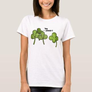 Clover Bullies T-shirt