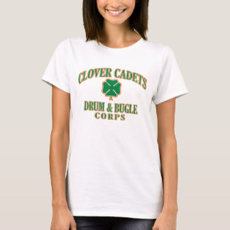 Clover Cadets Drum & Bugle Corps. T-Shirt
