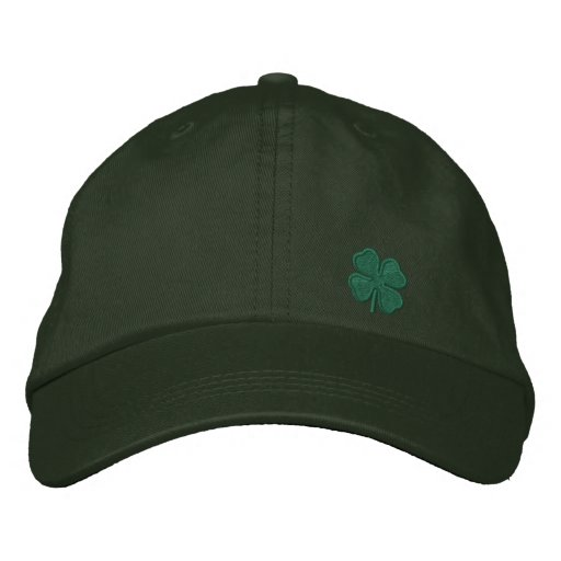 Clover  - CUSTOMIZABLE! Embroidered Hat