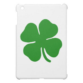 Clover Dark Green Cover For The iPad Mini