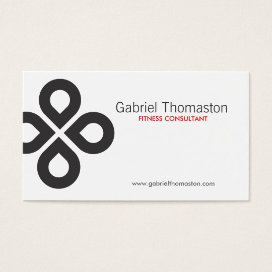 CLOVER DESIGN BUSINESS CARD