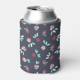 Clover Flowers Can Cooler