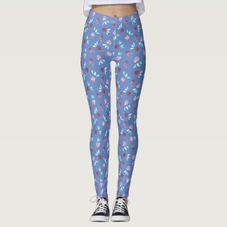 Clover Flowers Leggings