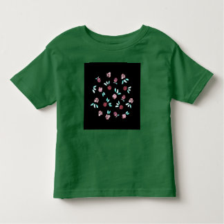 Clover Flowers Toddler T-Shirt