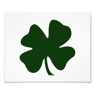 clover green blob st pat day irish.png art photo