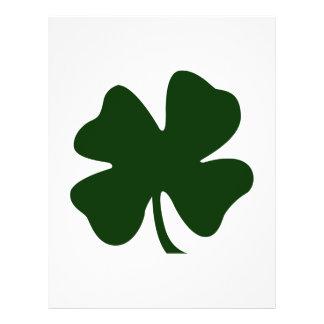 clover green blob st pat day irish png flyers