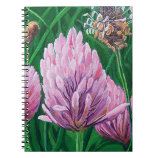 Clover in the Meadow Notebook