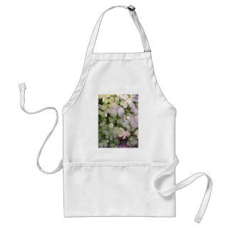 Clover in the rain standard apron
