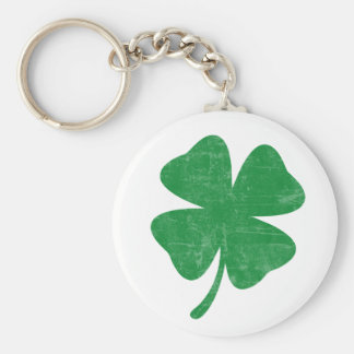 Clover Key Ring