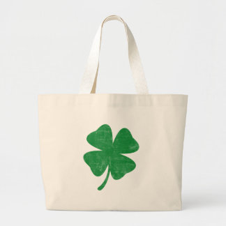 Clover Large Tote Bag