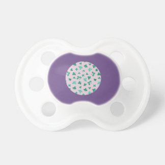 Clover Leaves Baby Pacifier