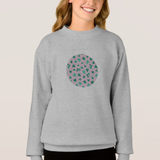Clover Leaves Girls' Sweatshirt