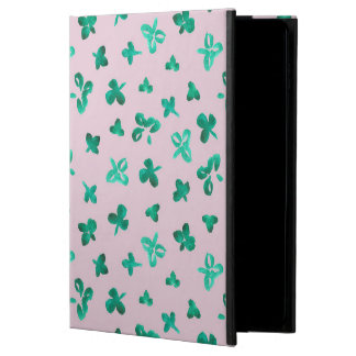 Clover Leaves iPad Air 2 Case with No Kickstand