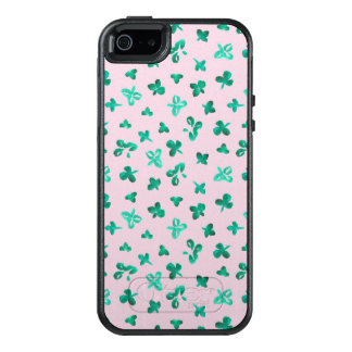 Clover Leaves iPhone SE/5/5s Case