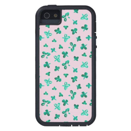 Clover Leaves iPhone SE/5/5s Touch XTreme Case