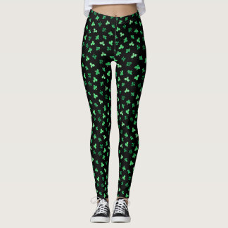 Clover Leaves Leggings