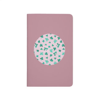 Clover Leaves Pocket Journal