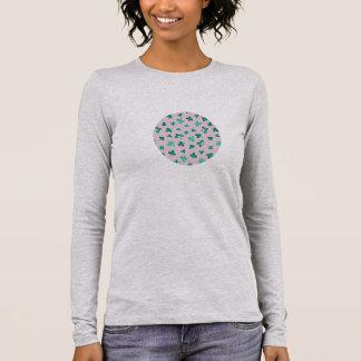 Clover Leaves Women's Long Sleeve T-Shirt