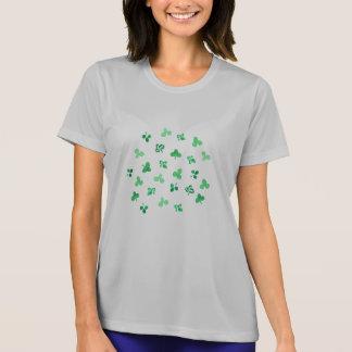 Clover Leaves Women's Performance T-Shirt