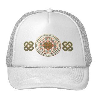 Clover Mandala Cap