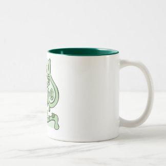 Clover Neurotransmitters Coffee Mug