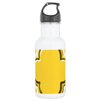 Clover Pattern 2 Freesia 532 Ml Water Bottle