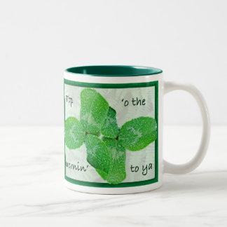 Clover St Patty s Day Mug