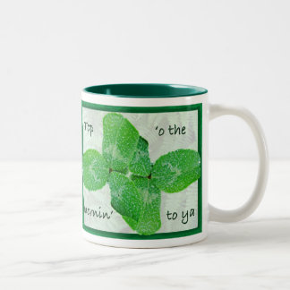 Clover St Patty's Day Mug